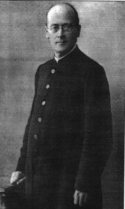 Pfarrer Gord